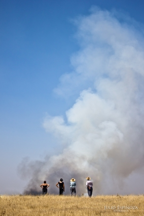 Nube de humo