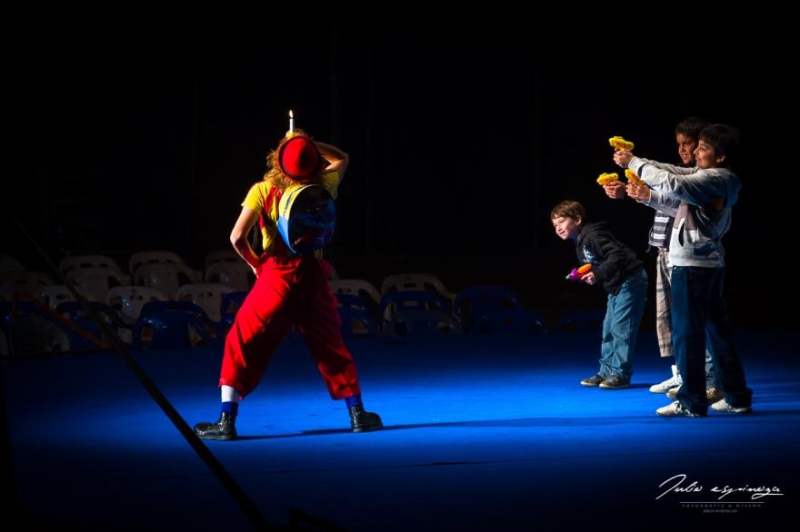 Circo en Pichilemu